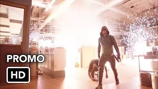 "Arrow Season 5 ""Meet Team Arrow 2.0"" Promo (HD)"