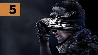 Прохождение Call of Duty: Ghosts — Часть 5: Легенды живут вечно