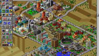 SimNation's Most Pointless Marina™ - NostalgiaMan Revisits SimCity 2000 (Longplay Part 5/6)