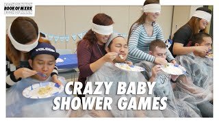 CRAZIEST BABY SHOWER GAMES!!!