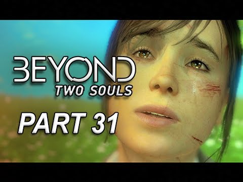 Beyond Two Souls Walkthrough Part 31 - Aiden (Let's Play Gameplay Commentary)