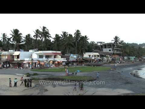 Light House Beach - Kovalam, Kerala