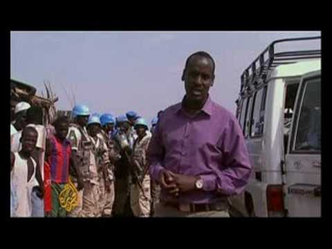 The UN's Darfur troop shortage - 28 Jul 08