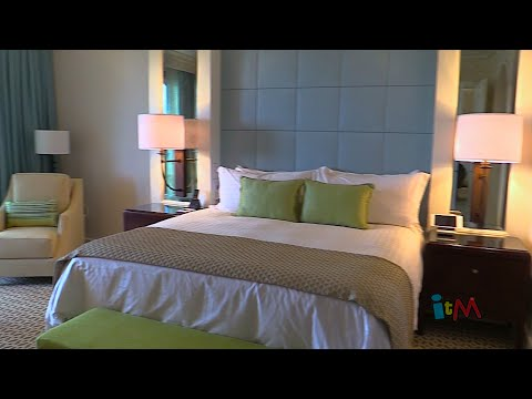 Junior Suite room tour at Four Seasons Orlando, Walt Disney World