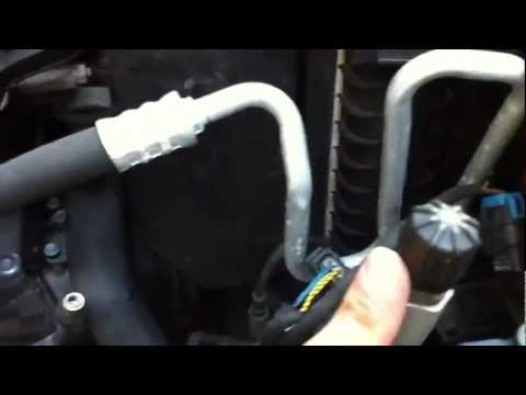 HOW to fix DIY BMW e39 AC repair / e36 525i 528i 530i 540i m5 air conditioning