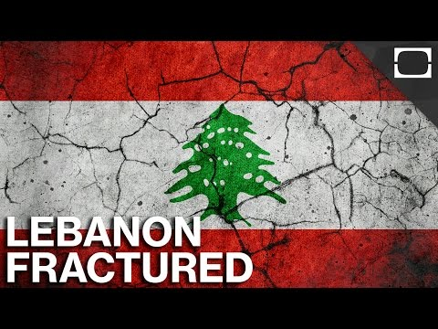 Why Lebanon Is Fractured By The Conflicts In The Middle East