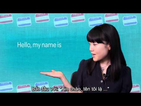 Học tiếng Nhật cùng Konomi Bài 1 Gặp gỡ mọi người