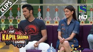 Randeep Hooda and Kajal have a blast - The Kapil Sharma Show - Episode 15 - 11th June 2016