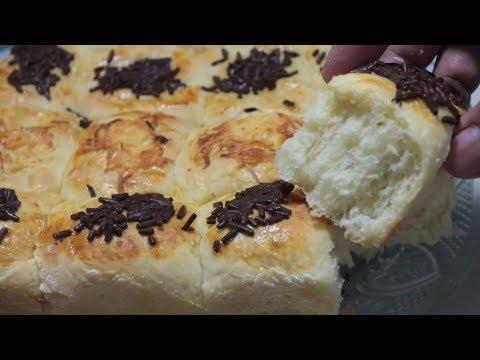 Cara Mudah Membuat Roti Manis Sobek