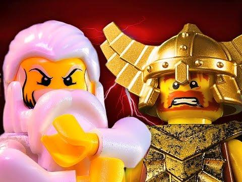 Zeus Vs Thor.  Epic Rap Battles Of History Season 4. video