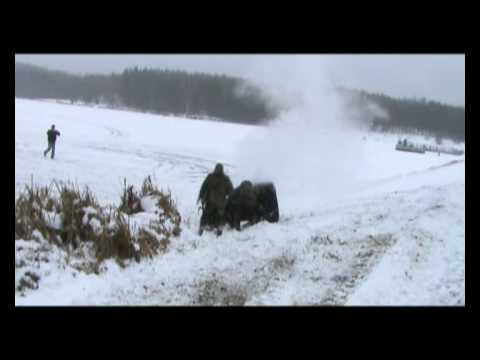 10.01.09 Bearteam Mława Subaru BMW X3 na lodzie