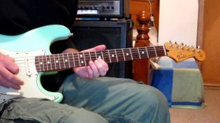 Hosanna (In the Highest) - Hillsong - Electric Guitar