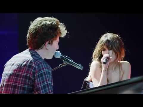 Charlie Puth Selena Gomez - We Don't Talk Anymore  Live Performance