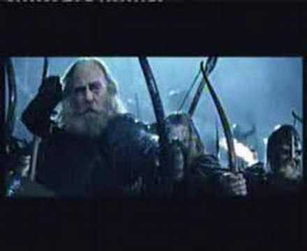 The Bowmaster in Helms Deep