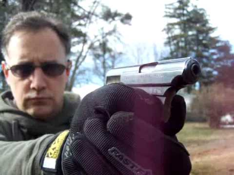 Maxim Model 25 ACP Pistol Review    Hy Hunter Firearms