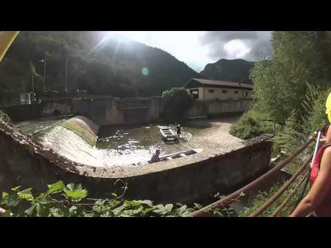 Rafting e Parco Avventura