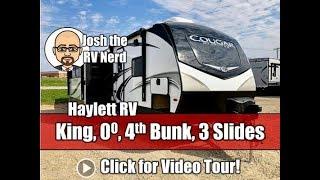 2020 Cougar 34TSB Travel Trailer by Keystone RV
