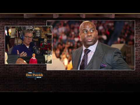 Can Anyone Challenge the Warriors? Dan Patrick Breaks Down the NBA's Off-Season Moves | 7/9/18
