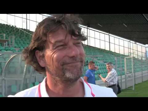 Rozhovor s trenérem po utkání se Sokolovem (22.7.2016)