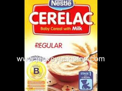 Public Survey About Nestle Cerelac video