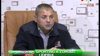 Sport SUD Special - 03.11.2014