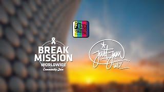 Finał Popping na Break Mission x Just Jam Intl 2016: Taiwo vs Breakz