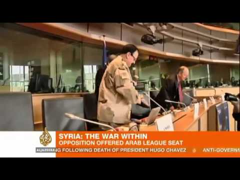 Complete News   Arab League offers Syria seat to opposition