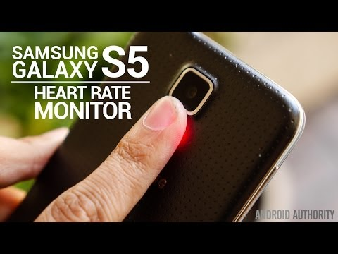 Samsung Galaxy S5 Heart Rate Monitor - Feature Focus