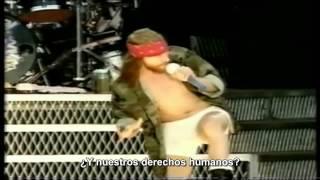 Watch Guns N Roses Civil War video