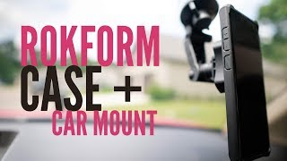 Rokform Case and Car Mount System Review: Samsung Galaxy S10 Plus