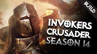 Diablo 3 - CRUSADER INVOKER'S THORNS BUILD GR110+ SEASON 14 - PWilhelm