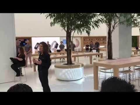 First views: Inside Apple's new store in Dubai's Mall of the Emirates