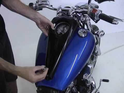 Yamaha Raider Dash VIDEO by Low and Mean Video