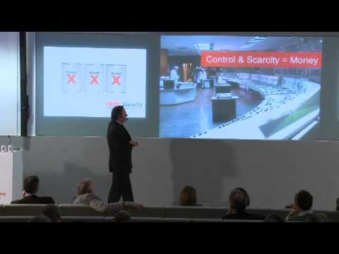 TEDxNewSt - Gerd Leonhard - The Future Of Intellectual Property