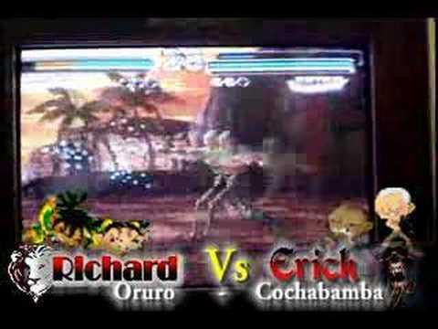 Download Richard Vs Erick Tekken Tag Segunda Pelea
