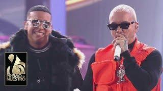 Momento Histórico J Balvin Le Dice A Daddy Yankee Que Sin él No Habría Reggaetón Pln 2019