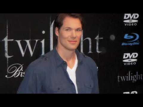 Daniel Cudmore for Forks Bloodbank Video