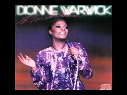 Dionne Warwick - Now We're Starting Over Again - 1981