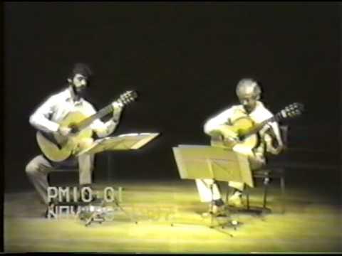 Danse D'Avila - Ida Presti (Henrique Pinto&Milton Costa)