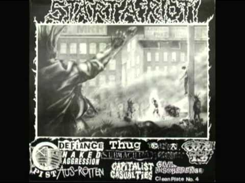 Naked Aggression - Out Of Control
