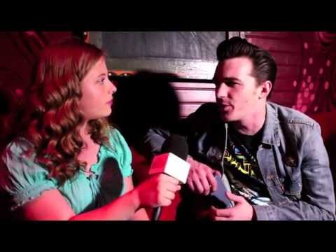 Drake Bell Interview at Spring Freaks