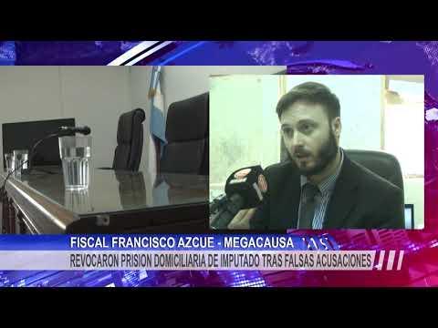 Falsas acusaciones y amenazas contra un fiscal