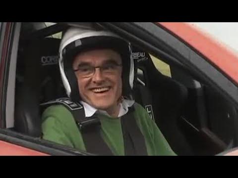 Danny Boyle Track Test - Top Gear - BBC