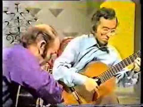 Julian Bream&John Williams - Bajo La Palmera - Albeniz