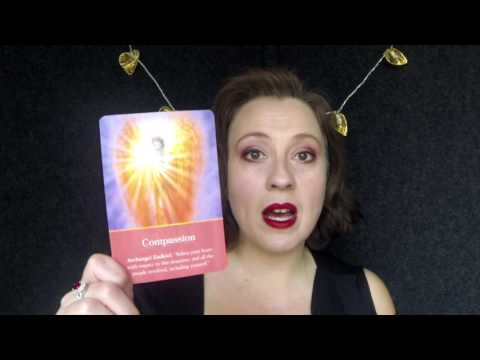 Aries February 2017 Angel Oracle Card Reading