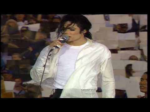 Michael Jackson - Heal The World (Live Superbowl 1993)  (High...