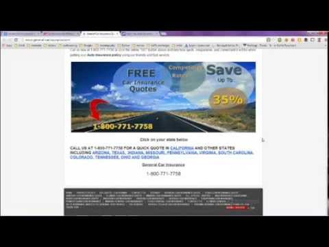 General Car Insurance Free Quote