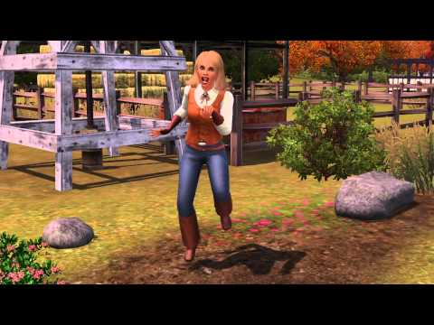 The Sims 3 Movie Stuff Trailer -- Part 1