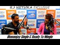 Dhananjay Is Single And Ready To Mingle | Star Express | RJ Nethra