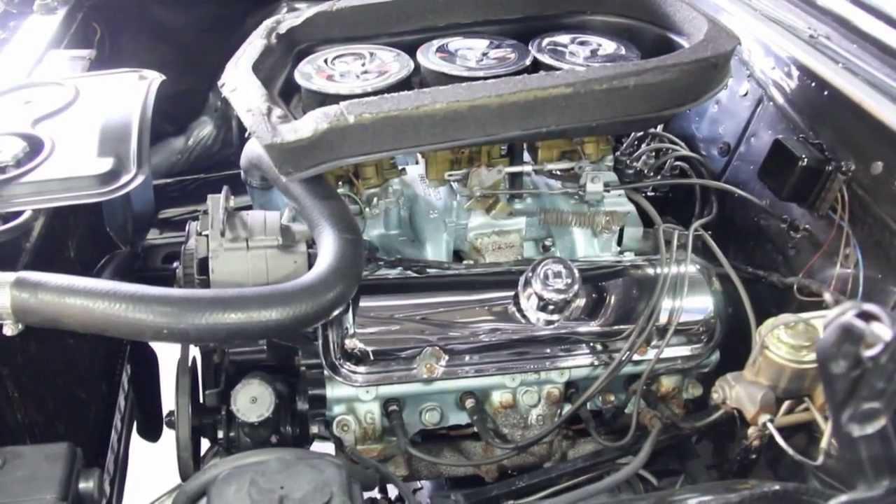 1967 Pontiac Gto Classic Muscle Car For Sale In Mi Vanguard Motor Sales Youtube